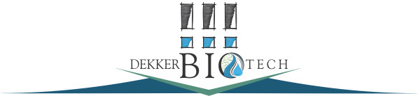 Dekker Biotech, Western Cape, South Africa. Sustainable environmental pollution solutions.