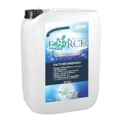 Biological product, Eco-active Force, is an industrial laundry detergent by wastewater treatment company, Dekker Biotech, South Africa
