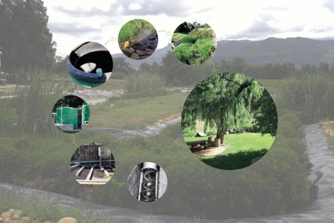 Wastewater bioremediation for Winecellar - Dekker Biotech, South Africa