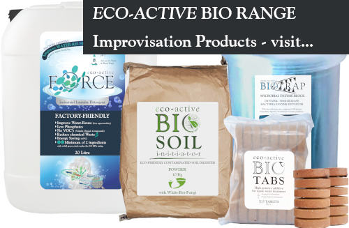 Eco-active Biological Products for optimization of Waste water recycling plants. Dekker Biotech, South Africa