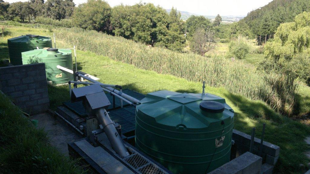 Winery Wastewater Treatment through the use of Wetlands, a Bioreactor and Bioremediation. Dekker Biotech, South Africa