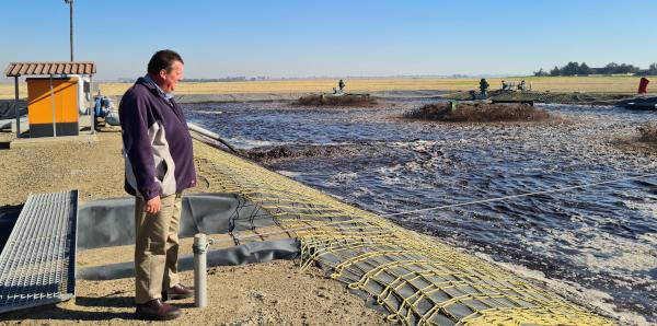 Comprehensive abattoir effluent treatment for Mpumalanga poultry abattoir. Dekker Biotech, South Africa